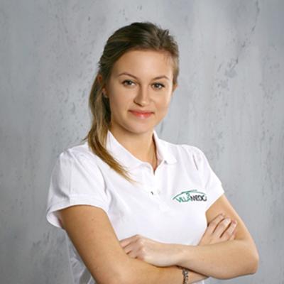 mgr Dominika Chmielowska
