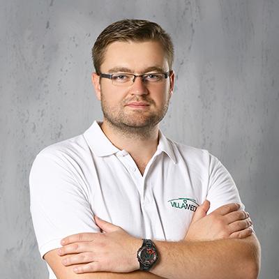 mgr Piotr Konopacki