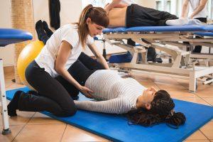 Fizjoterapia kobiet w ciąży