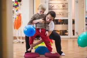 Fizjoterapia dziecięca