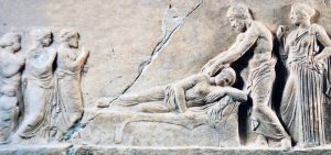 grecki masaż