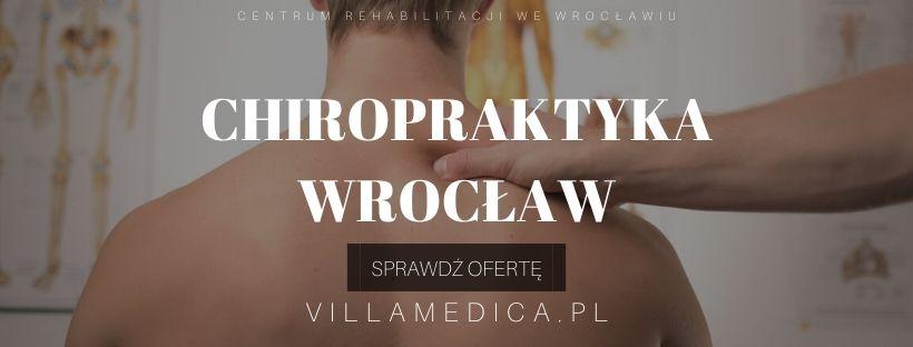 chiropraktyka Wrocław